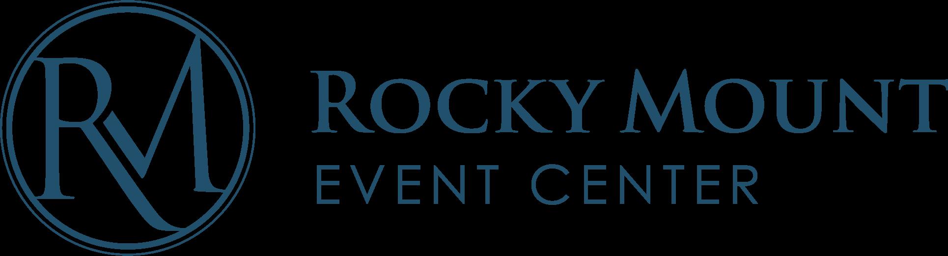 rocky mount event center logo